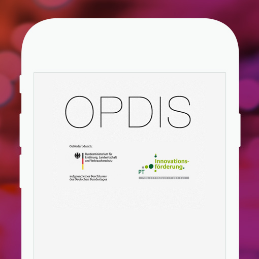 OPDIS – Informationen transparent machen